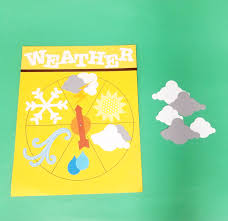 Weather Tree Chart Help Your Students Identify The Weather With This Chart