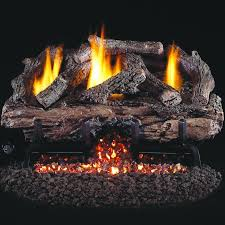 real fyre gas logs troubleshooting. Delighful Real Peterson Real Fyre 24Inch Charred Aged Split Oak Gas Log Set With  VentFree Natural ANSI Certified G10 Burner  Manual Safety Pilot  Guys And Logs Troubleshooting E