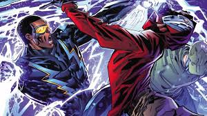 comic book lighting. When Tony Isabella First Brought Black Lightning To DC Comics Back In 1977, The World Of Comic Books Was A Vastly Different Place Across All Publishers. Book Lighting O
