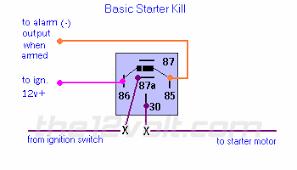viper 350hv starter interrupt relay posted image