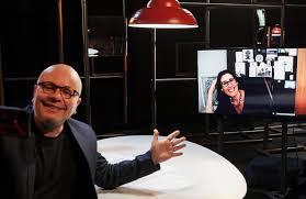 Marcelo Tas entrevista Paola Carosella no #Provoca desta terça-feira na TV  Cultura - O Universo da TV