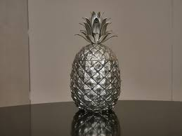 Vintage Ice Bucket Pineapple By Mauro Manetti