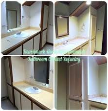 bathroom cabinet refacing before and after. Bathroom Cabinet Refacing Before And After E