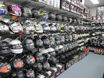 motorcycle accessories shop