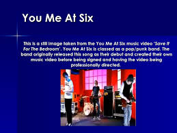 Beautiful ... Save It For The Bedroom Analysis. You Me At Six This Is A Still Image  Taken From The You Me At Six ...