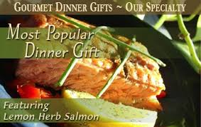most por dinner gift dinner on line meal meal by mail meals on line food gift