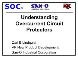 Understanding Overcurrent Protection