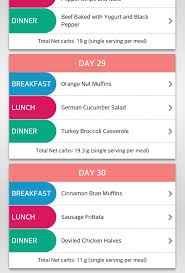 30 day low carb meal plan freapp low carb diet plan 30 day low carb diet plan 30 day