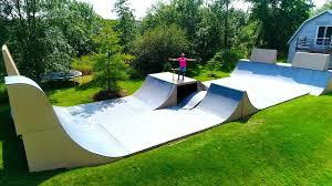 Backyard Skatepark Designs My Brand New 63 578 Backyard Skatepark