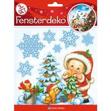 3er Set Fensterbilder Weihnachten Trötsch Verlag B2b
