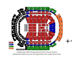 American Airlines Center Seating Chart Concerts American Airlines Center Dallas Seating Chart