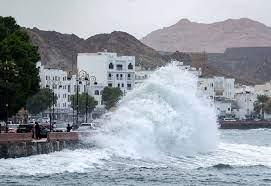 """بسبب الإعصار """"شاهين"""".. سلطنة عُمان تمنح الموظفين إجازة يومي الأحد والاثنين  - CNN Arabic"""
