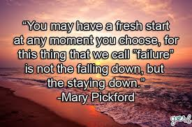 40 Quotes That Will Help You Get A Fresh Start Gurl Gurl Impressive Fresh Start Quotes