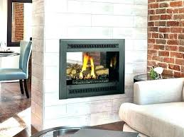indoor outdoor fireplace two sided wood burning fireplace two sided gas fireplace indoor outdoor indoor outdoor