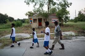 10 years after Katrina, 'New' New Orleans leaves many behind   Atlanta  Daily World