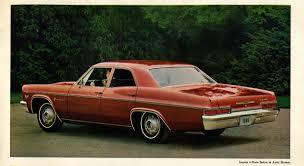 1966 Chevrolet Impala 4-Door Photo Picture