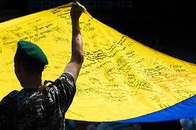 За прошедшие сутки ни один украинский воин не пострадал, - штаб АТО - Цензор.НЕТ 5058