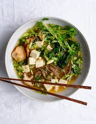 ginger miso soba soup fork knife swoon forkknifeswoon