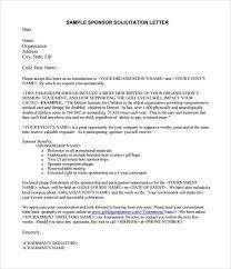 Event Sponsorship Letter Example Custom 48 Sponsorship Letter Templates PDF DOC Free Premium Templates