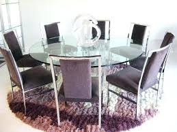 round glass dining table for 6 dining tables round glass dining table for 6 modern glass