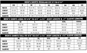 Vintage Pendleton Size Chart Pendleton Shirt Size Chart