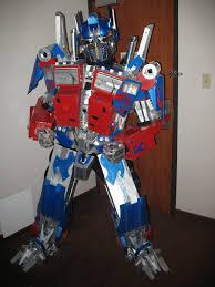 diy optimus prime costume instructions c bellandkellarteam