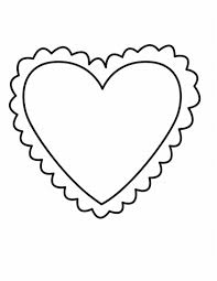 Heart Coloring Pages To Print Adult Coloring Heart Coloring