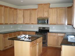 Light Grey Kitchen Walls With Oak Cabinets Kitchen Best Wall Colors With Greyhen Cabinets Sand Rock