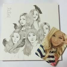 Pendingwts Red Velvet Ice Cream Cake Album Automatic Version