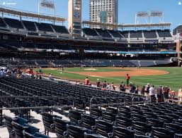 Petco Park Seating Chart Field Box Petco Park Section 117 Seat Views Seatgeek