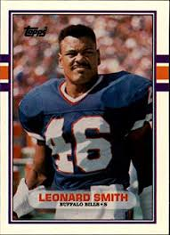 Amazon.com: 1989 Topps Traded #94 T Leonard Smith: Collectibles & Fine Art