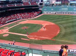 Red Sox Seating Chart Pavilion Box Fenway Park Section Pavilion Box 11 Row A Seat 21
