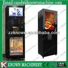 Vending Machine Advertising Stunning Coffee Vending Machine With Lcd Advertising Buy Coffee Vending