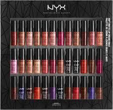 nyx soft matte lip cream vault volume 1