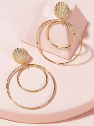 <b>Earrings</b> for Women | Silver, Gold and more | SHEIN IN