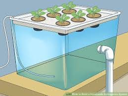 how to build a hydroponic garden. image titled build a homemade hydroponics system step 13 how to hydroponic garden