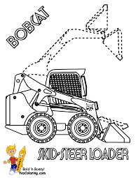 100 free trucks and construction vehicle coloring pages color in this picture of a front end loader and others with our library of online colorin…