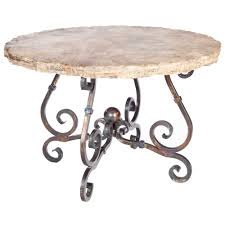 full size of chairs amazing round metal table base ideas of french iron dining with 48