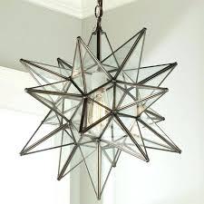 moravian star pendant new star pendant light fixture for the foyer superior star light clear glass