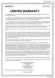 Default Condition Warranty Guarantee Fine Print Ramani S Blog