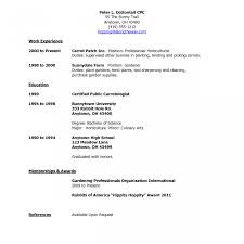 No Job Experience Resume High School Resume Template No Jobxperience Student Samples With 38