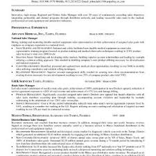 Sample Resume Objectives For Sales And Marketing Best Objective For