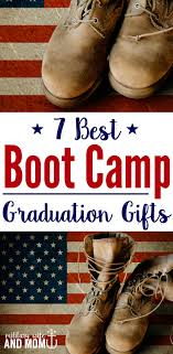 best boot c graduation gifts to share with your service member whether you re