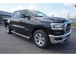 New 2019 RAM All-New 1500 Big Horn/Lone Star 4D Crew Cab in ...