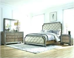 King Size Mirrored Headboard Bed Frame With Mirror Trend For Your ...