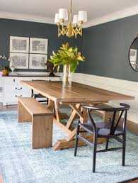 diy farmhouse coffee table lovely modern farmhouse dining table benches erin