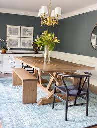 diy farmhouse coffee table lovely modern farmhouse dining table benches erin