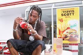 McDonald's Travis Scott Burger Gets Boost From TikTok Trend - Eater