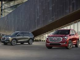 2018 gmc models. unique 2018 first pictures 2018 gmc terrain and denali photos in gmc models