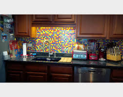 Yellow And Red Kitchen Kitchens Beautiful Colorful Kitchen Design Blue Yellow White